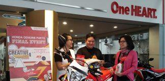 DAM Gelar Honda Genuine Parts Creative Video Competition