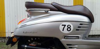 Pro Speed Black Series Knalpot Khusus Peugeot Django