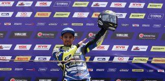 Richard Taroreh Perkuat Yamaha Racing Indonesia di Seri Pamungkas ARRC 2017 Thailand