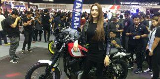 Yamaha SCR950 dan XSR700
