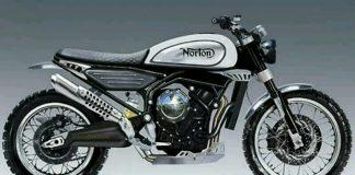 Norton 650cc Urban Tracker