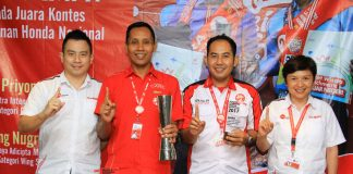 Kontes Layanan Honda Nasional 2017