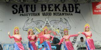 Paguyuban Vario Nusantara Gelar Perayaan Satu Dekade di Akhir Tahun