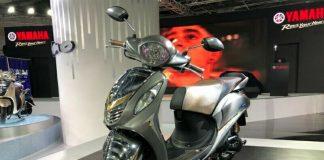 Yamaha Fascino Special Edition