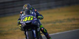 Rossi Memperpanjang Kontrak Dengan Yamaha