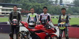 GI-JOE Racing Team Gelar Latihan Bersama Pembalap Asia