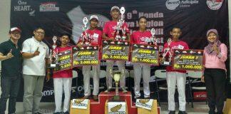 Honda Technical Skill Contest