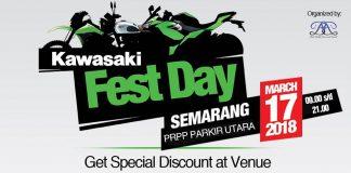 Kawasaki Fest Day Semarang