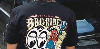 Kolaborasi BBQ Ride dan Mooneyes