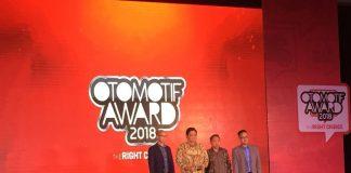 Daftar Motor Terbaik Otomotif Award 2018