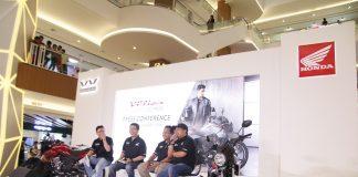 Wahana Memperkenalkan Honda CB150 Verza