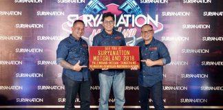 Suryanation Motorland 2018