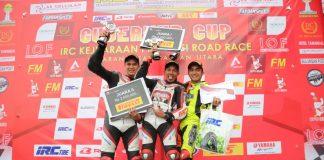 Hasil Kejurnas Pirelli Motoprix 2018 Bulungan Kalimantan