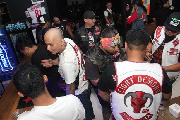 Eight Demons MC