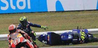 Marquez dan Rossi Jangan Mentang-mentang