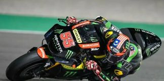 Hafizh Terlalu Memaksa di FP2 MotoGP 2018 Argentina