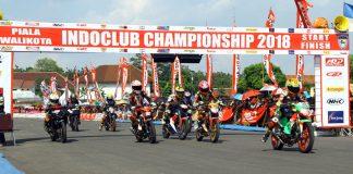 Seri II Indoclub Championship 2018