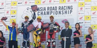 jawara race 2 UB150 ARRC Suzuka