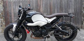 Z250 Custom Karya Insan Motor