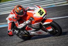Dimas Ekky Kembali ke CEV Moto2