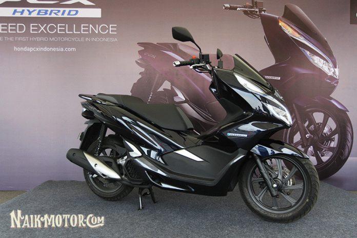 cashback Honda PCX Hybrid 150