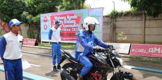 Wahana Persiapkan Instruktur Safety Riding