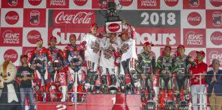 Yamaha Factory Racing Team Juara Suzuka 8 Hours 2018