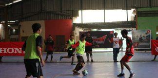 Wahana Menggelar Kompetisi Futsal antar Komunitas