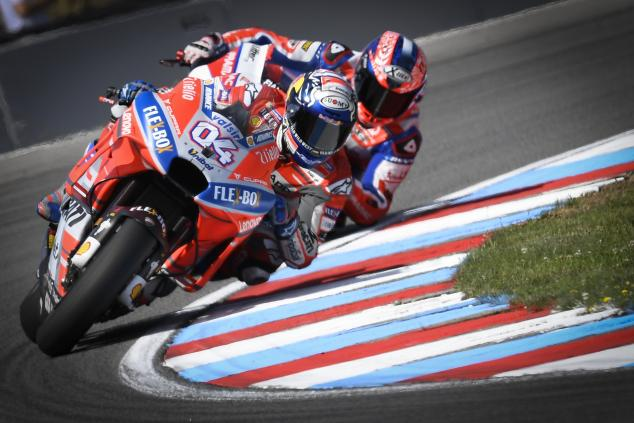 QTT MotoGP 2018 Brno