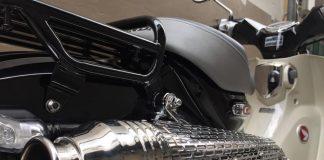 Modifikasi Honda Super Cub C125