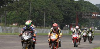 Indonesia CBR Race Day