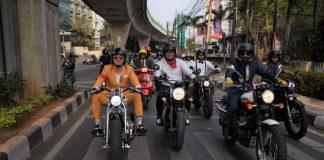 The Distingushed Gentlemen's Ride