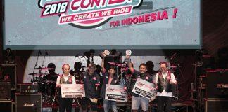 Final Battle Honda Modif Contest 2018
