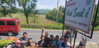 NRXR Bekasi Kampanye Keselamatan Berkendara Hingga ke Lombok