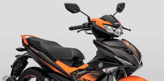 Fitur Baru Yamaha MX-King 150