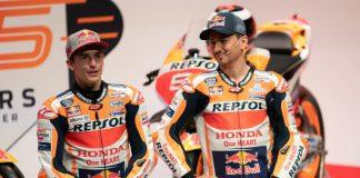 Tim Repsol Honda MotoGP 2019 Diluncurkan