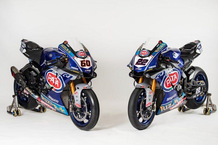 WorldSBK 2019 Yamaha
