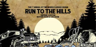 BBQ Ride 2019 Run to The Hills