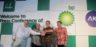 SPBU BP Pertama di Indonesia