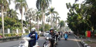 Peugeot Motocycles Indonesia