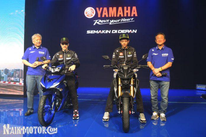 Yamaha MT-15 dan MX-King