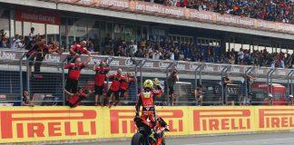 Race 2 WorldSBK 2019 Thailand