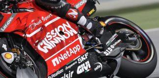 Deflektor Swingarm Ducati