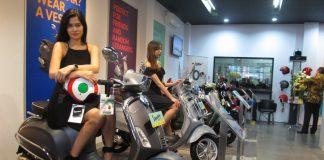 MotoPlex Piaggio dan Vespa Kedua Jakarta Barat di Ciledug