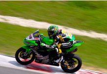 Race 2 AP250 ARRC Sepang