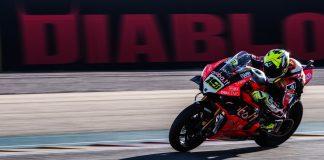 Superpole Race WorldSBK 2019 Aragon