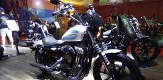 Harley-Davidson Iron 1200 di Telkomsel IIMS 2019