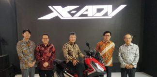 Honda X-ADV Tidak Mudah Selip