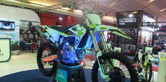 Husqvarna FC 450 Edisi Rockstar Energy