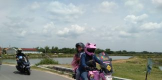 Ekspedisi Kartini 5 di Rembang